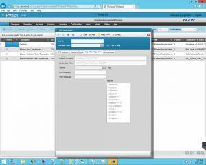 FTP Alert Details Export Configuration